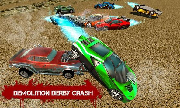 Demolition Derby Xtreme Destruction: Real Car Wars screenshot 10