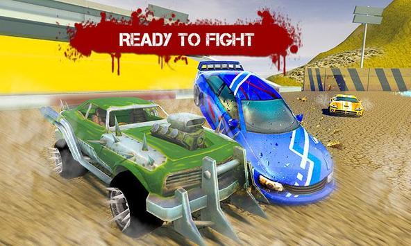Demolition Derby Xtreme Destruction: Real Car Wars screenshot 1