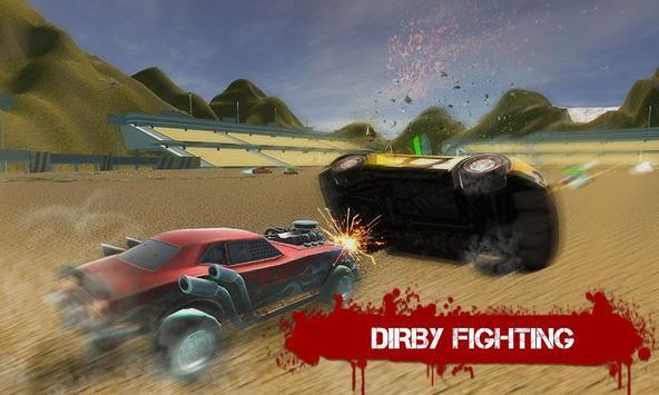 Demolition Derby Xtreme Destruction: Real Car Wars screenshot 2