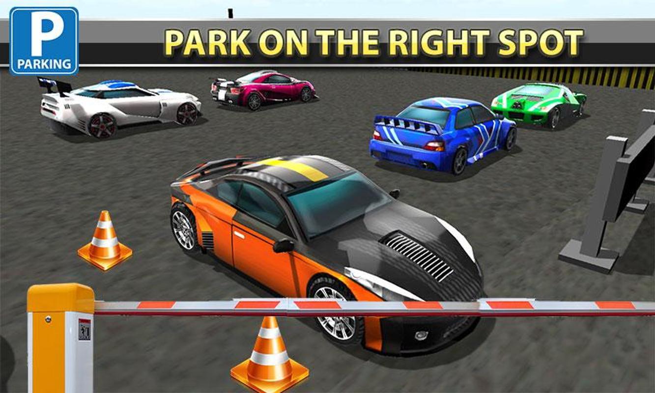 Luxury Car Parking Games Multi Storey Parking 3d Apk Download