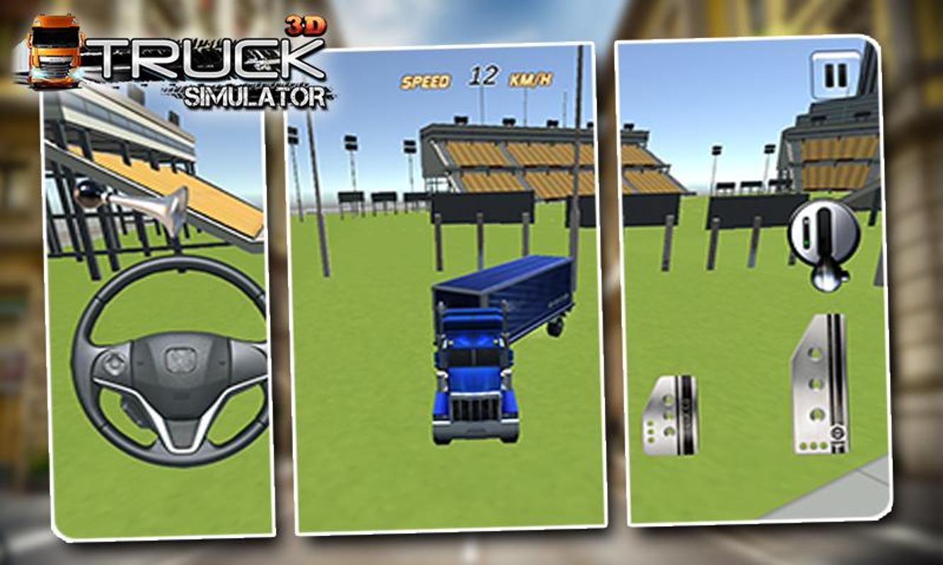 truck simulator 16