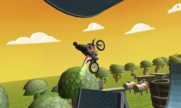 Trial Xtreme Bike Stunts poster