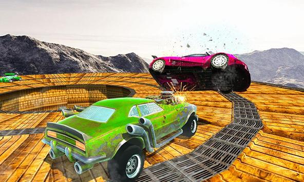 Whirlpool Demolition Derby 3D poster