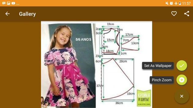 Free Clothes Patterns screenshot 6