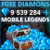 Unlimited Diamonds for Mobile Legends - Joke icon
