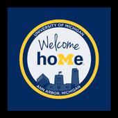 U-M Welcome HoMe! icon