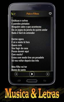 Legião Urbana Música Letras screenshot 2