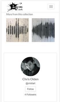 Artist Artwork App screenshot 1