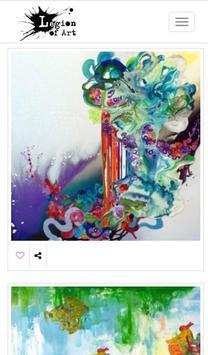Artist Artwork App screenshot 2