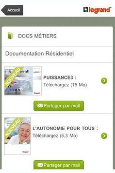 legrand.fr apk screenshot