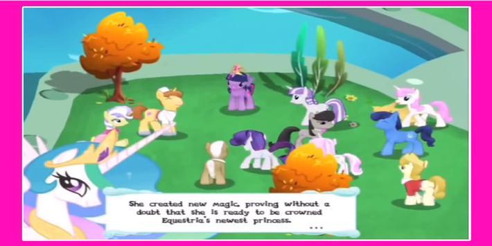 LeGuide My Little Pony apk screenshot