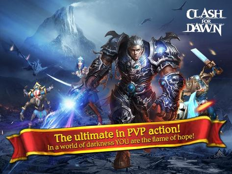 Clash for Dawn: Guild War poster