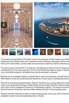 Booking Dubai Hotels screenshot 3