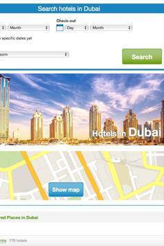 Booking Dubai Hotels screenshot 6