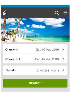 Booking Mauritius Hotels poster
