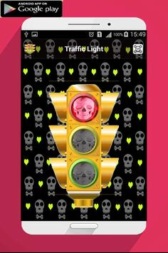 Flashlight skull super screenshot 1
