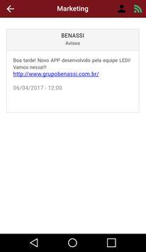 BENASSI APP screenshot 4
