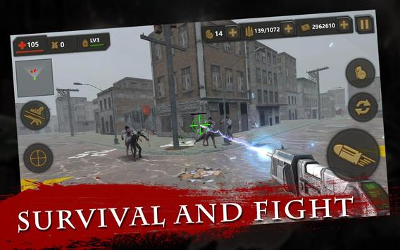 Zombie Crush 3 - HD apk screenshot