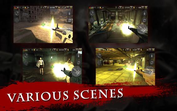 Zombie Crush 2 - HD apk screenshot