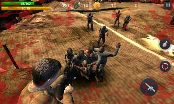 Zombie Crush - HD apk screenshot