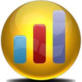 手机信号增强器 icon