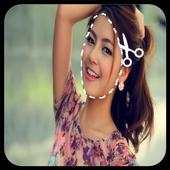 Photo Background Changer, Cut Paste Photo Editor icon