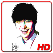 Lee Min Ho Wallpaper HD icon