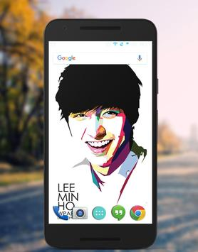 Lee Min Ho Wallpaper HD poster