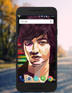 Lee Min Ho Wallpaper HD screenshot 1