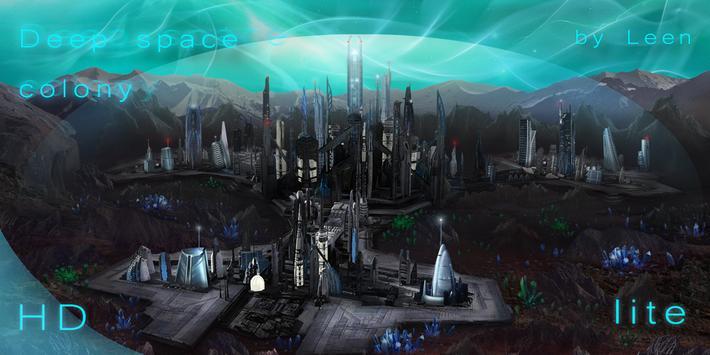 Deep Space Colony Lite apk screenshot