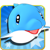 Danny Dolphin Game icon