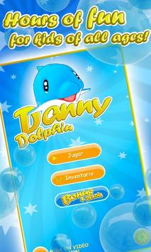 Danny Dolphin Game poster