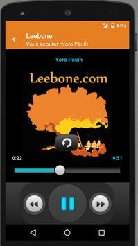 Leebone.com conte senegalais poster