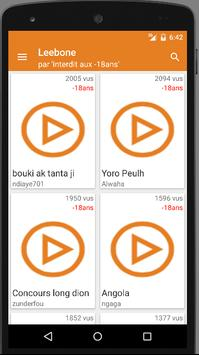 Leebone.com conte senegalais apk screenshot