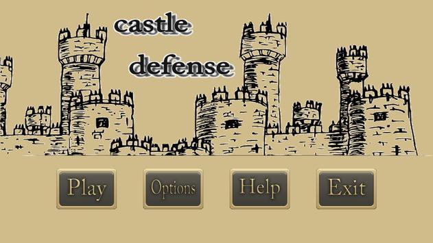 CastleDefese apk screenshot