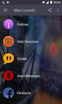 Max Lucado Daily Broadcasts Teachings screenshot 1