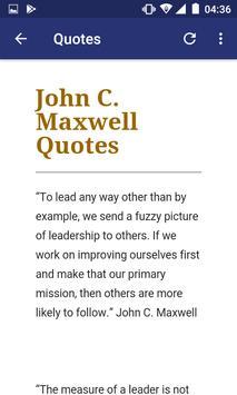 John C. Maxwell Audio Video Teachings screenshot 3