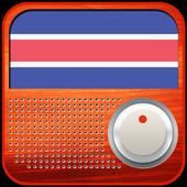 Free Costa Rica Radio AM FM icon