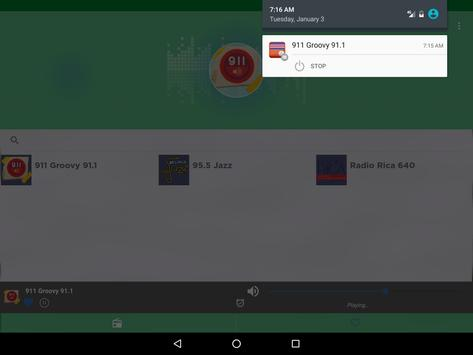 Free Costa Rica Radio AM FM apk screenshot