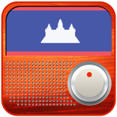 Free Cambodia Radio AM FM icon