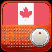 Free Canada Radio AM FM icon