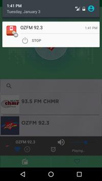 Free Canada Radio AM FM apk screenshot