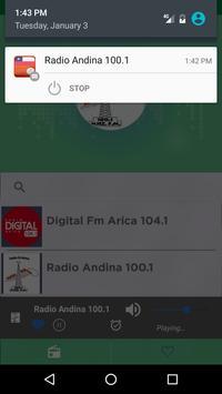 Free Chile Radio AM FM apk screenshot