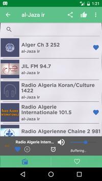 Free Argelia Radio AM FM screenshot 1