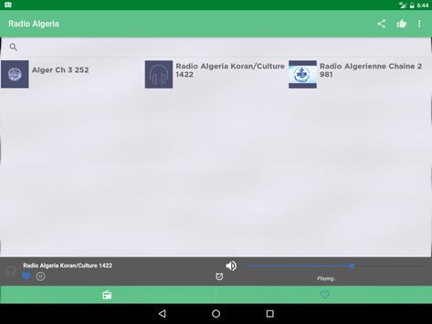 Free Argelia Radio AM FM screenshot 7
