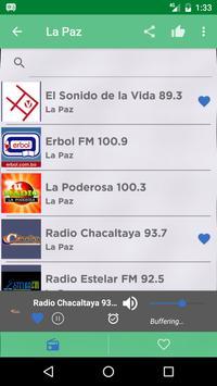 Free Bolivia Radio AM FM screenshot 1
