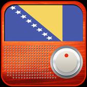 Free Bosnia Herzegovina AM FM icon