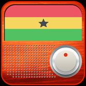Free Ghana Radio AM FM icon