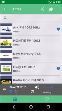 Free Ghana Radio AM FM screenshot 2