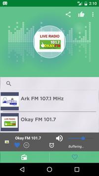 Free Ghana Radio AM FM screenshot 3